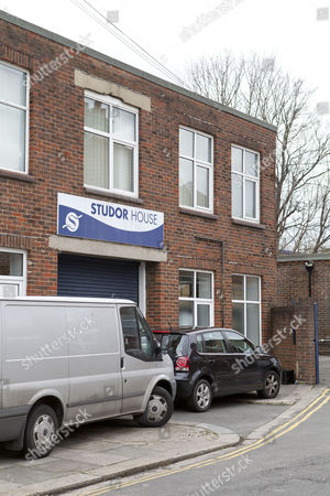 Studor House in Hove, Sussex headquarters of Life Water, company owned by Simon Konecki, boyfriend of singer Adele