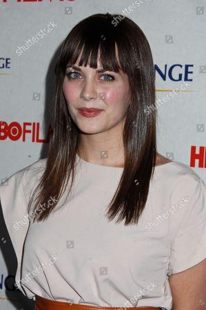 Editorial photo of 'Game Change' film premiere, New York, America - 07 Mar 2012