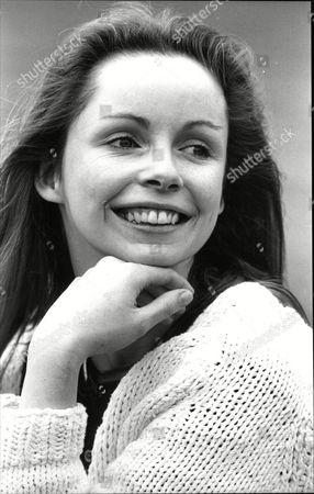 Lalla Ward Actress 1982.