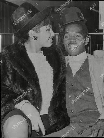 Prince Buster And Brigitte Bond Blue Beat Singers 1964.