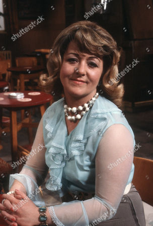 Stock Image of Lesley Daine as Mrs Ross