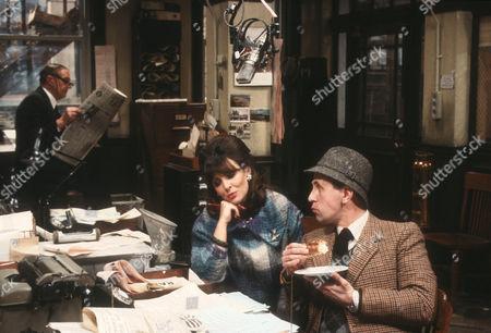 Diane Keen as Daisy Jackson and Milton Johns as Ben Marsh