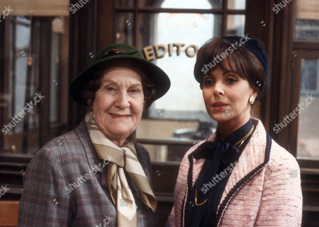 Constance Chapman as Miss Merryweather and Diane Keen as Daisy Jackson