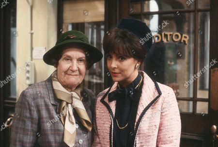 Stock Photo of Constance Chapman as Miss Merryweather and Diane Keen as Daisy Jackson