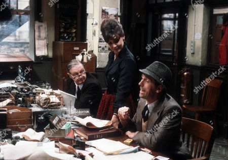Tom Mennard as Acorn Henshaw, Diane Keen as Daisy Jackson and Milton Johns as Ben Marsh
