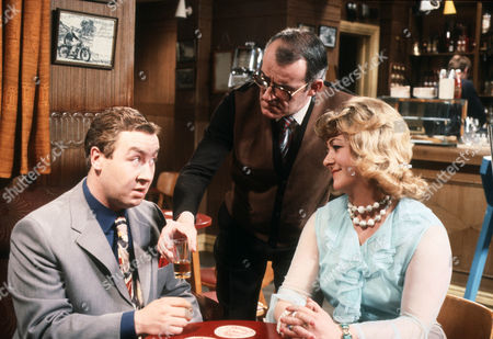 Gregor Fisher as Hector Ross, Jim Bowen as Orlando Cheetham and Lesley Daine as Mrs Ross