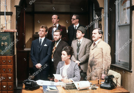 Geoffrey Burridge as Joe Prince, Alan David as Tancred Taylour, Tom Mennard as Acorn Henshaw, Gregor Fisher as Hector Rose, Diane Keen as Daisy Jackson, Milton Johns as Ben Marsh and Patrick Troughton as J P Schofield
