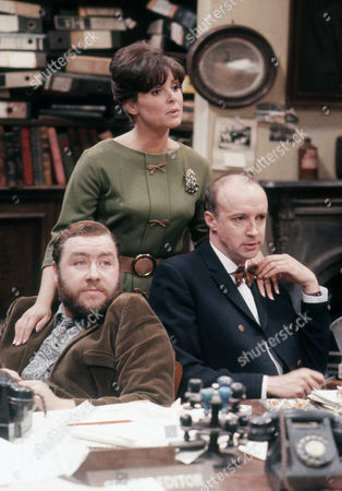 Gregor Fisher as Hector Rose, Diane Keen as Daisy Jackson and Alan David as Tancred Taylour