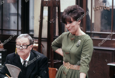 Tom Mennard as Acorn Henshaw and Diane Keen as Daisy Jackson