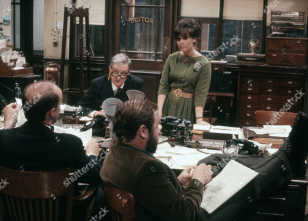 Tom Mennard as Acorn Henshaw, Gregor Fisher as Hector Rose and Diane Keen as Daisy Jackson