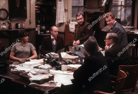 Diane Keen as Daisy Jackson, Alan David as Tancred Taylour, Gregor Fisher as Hector Rose, Geoffrey Burridge as Joe Prince and Tom Mennard as Acorn Henshaw