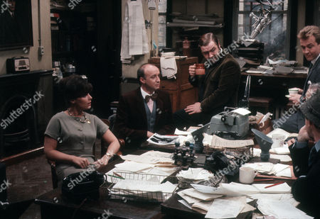 Diane Keen as Daisy Jackson, Alan David as Tancred Taylour, Gregor Fisher as Hector Rose and Geoffrey Burridge as Joe Prince