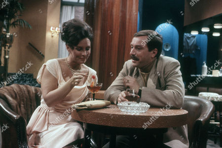 Diane Keen as Daisy Jackson and Keith Clifford as Herbert