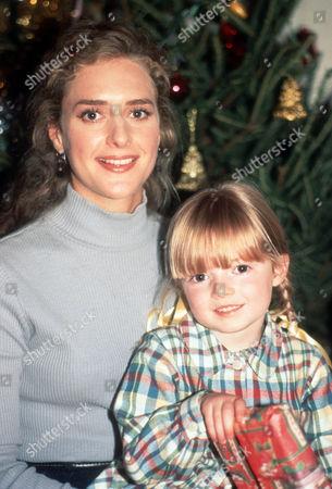 Stock Photo of Juliette Gruber as Jo Rowan and Alice Rebecca Jones as Katie Rowan