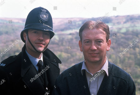 Nick Berry as PC Nick Rowan and John Salthouse as Richard Ealham