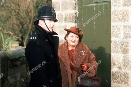 Nick Berry as Nick Rowan and Sarah Badel as Susan Williamson