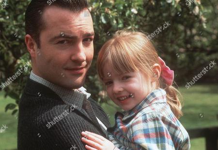 Nick Berry as PC Nick Rowan and Alice Rebecca Jones as Katie Rowan