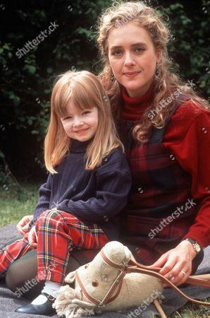 Alice Rebecca Jones as Katie Rowan and Juliette Gruber as Jo Weston
