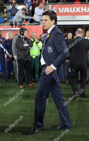Manager for Wales Chris Coleman