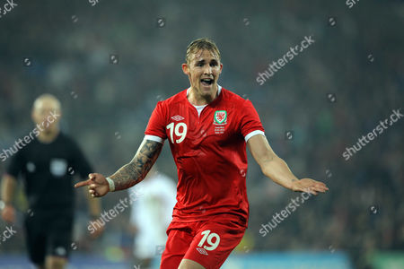 Jack Collison of Wales