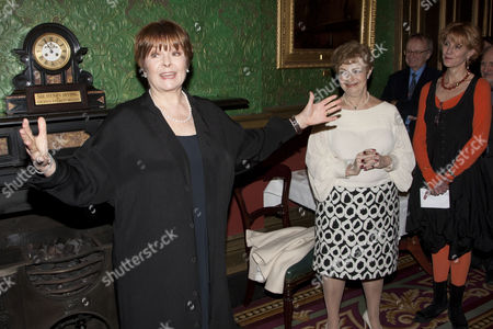 Editorial photo of 2011 Sheridan Morley Prize for Theatre Biography at The Garrick Club, London, Britain - 08 Mar 2012