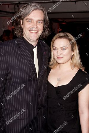 Steve Marmion and Sophia Myles