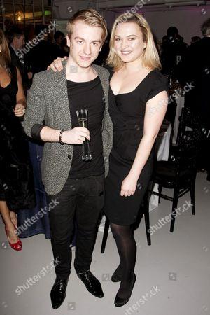 Steven Webb and Sophia Myles