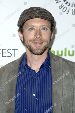 Stock Picture of TJ Thyne