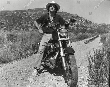 John Ethan Wayne Junior Son Of Film Star John Wayne