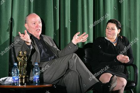 Terry George and Oorlagh George