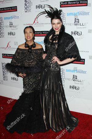 Sue Wong and Linda Taylor