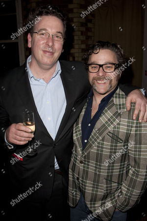 Editorial picture of 'Abigail's Party' play press night and after party at the Menier Chocolate Factory, London, Britain - 08 Mar 2012