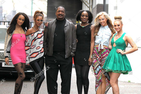 Stock Photo of Mathew Knowles with 'From Above'