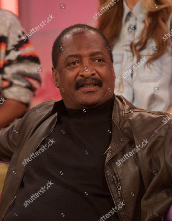 Stock Image of Mathew Knowles
