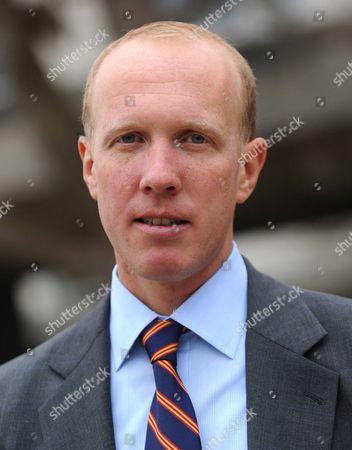 Editorial image of Lawyer Douglas Wigdor talks at Cambridge University, Britain - 09 Mar 2012