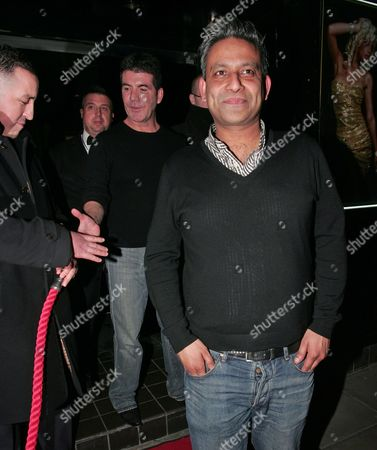 Editorial image of Simon Cowell Out and About in London, Britain - 09 Mar 2012