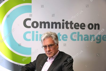 Stock Photo of Lord Adair Turner at Climate Change Committee, London