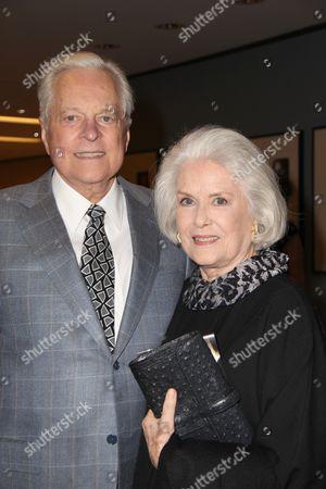 Stock Photo of Robert Osborne and Sally Ann Howes