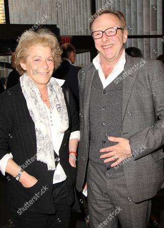 Susanne Bertish and Edward Hibbert