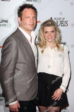 Jamie Rickers and Anna Williamson