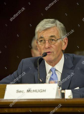 Secretary of the U.S. Army John M. McHugh