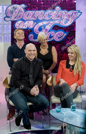 Editorial photo of 'This Morning' TV Programme, London, Britain - 12 Mar 2012