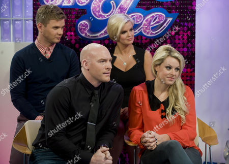 Editorial picture of 'This Morning' TV Programme, London, Britain - 12 Mar 2012
