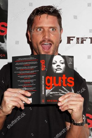 Editorial photo of 'Guts' Memoir Release Party, New York, America - 12 Mar 2012
