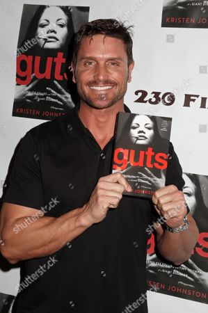 Editorial picture of 'Guts' Memoir Release Party, New York, America - 12 Mar 2012