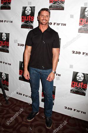 Editorial image of 'Guts' Memoir Release Party, New York, America - 12 Mar 2012
