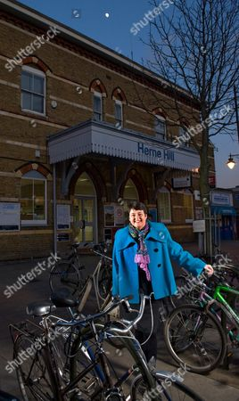 Editorial photo of Valerie Shawcross, London Assembly Member for Lambeth and Southwark, London, Britain - 03 Feb 2012