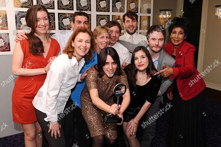 Moira Stuart and Guests