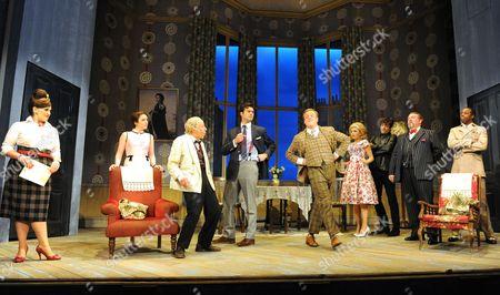 Jodie Prenger as Dolly, Gemma Whelan as Rachel, Martin Barrass as Alfie, Ben Mansfield as Stanley, Owain Arthur as Francis, Hannah Spearritt as Pauline, Daniel Ings as Alan, Nigel Betts as Harry, Derek Elroy as Lloyd.