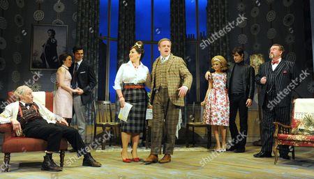 Martin Barrass as Alfie, Gemma Whelan as Rachel, Ben Mansfield as Stanley, Jodie Prenger as Dolly, Owain Arthur as Francis, Hannah Spearritt as Pauline, Daniel Ings as Alan, Nigel Betts as Harry